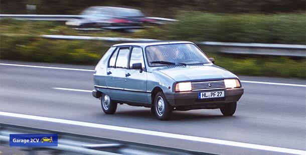 Citroën VISA - Forever young