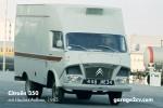 Citroen 350 heuliez 1965