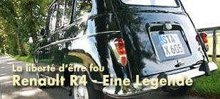 Buchtipp Renault R4 Eine Legende