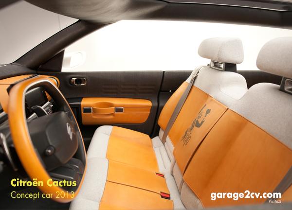 Ob André Citroën auch im C4 Cactus zugegen sein wird ist fraglich, die durchgehende Sitzbank aber in jedem Fall wünschenswert !