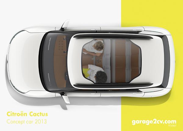 Auch in der Serienversion (optional?) vorgesehen: Das Cactus-Glasdach.
