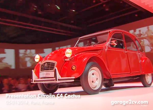 Traditionslinie: Citroën sieht die Typen A (1919), 2CV (1948), Berlingo (1996) und Xsara Picasso (1999) als Bezugspunkte des citroën C4 Cactus. Bild: Citroën / garage2cv.de