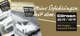 Delius Klasing fragte 1.000 Citroën DS-Fahrer