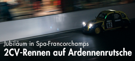 teaser 2cv rennen in spa francorchamps