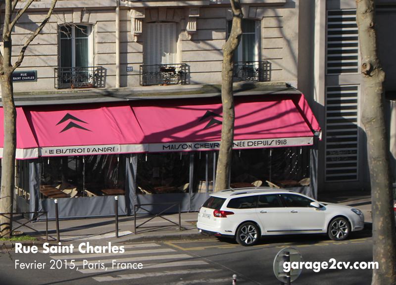 rue saint charles 15ieme arrondissement paris