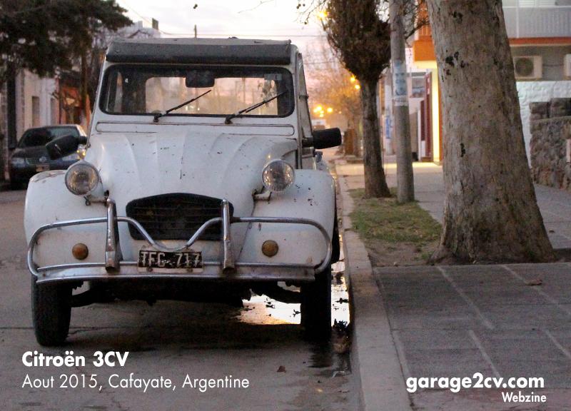 citroen 3CV cafayate 3 argentine