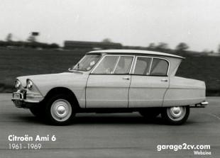 Die etwas eigenwillige Form des Ami 6 hat durchaus Anklang gefunden, so daß gegenwärtig im neuen Werk in Rennes 450 Wagen pro Tag das Band verlassen. Oltener Tagblatt vom 11.12.1963