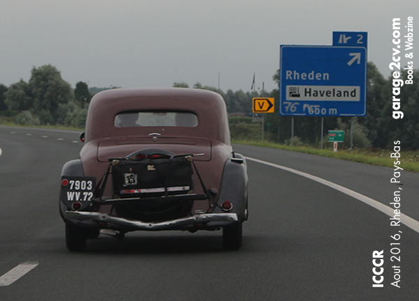 citroen traction coupe rheden icccr 2016