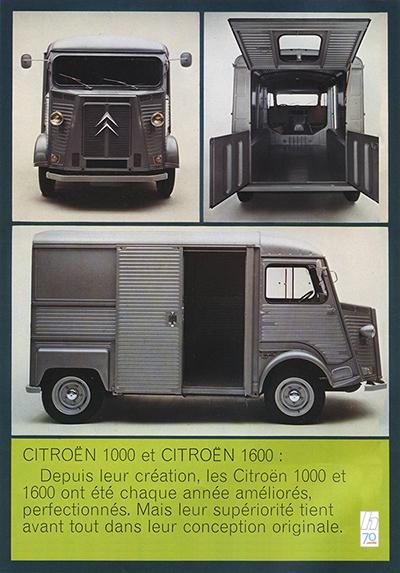 H 70 citro ns legend rer transporter wird 70 jahre alt for Garage citroen auch