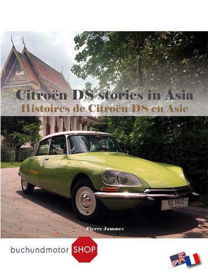 citroen ds stories in asia