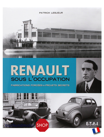 renault sous l occupation