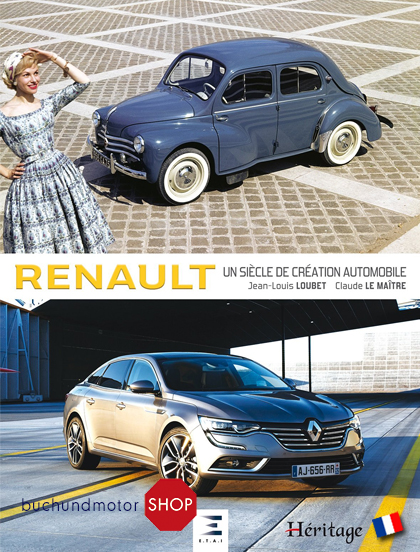 renault un siecle de creation automobile