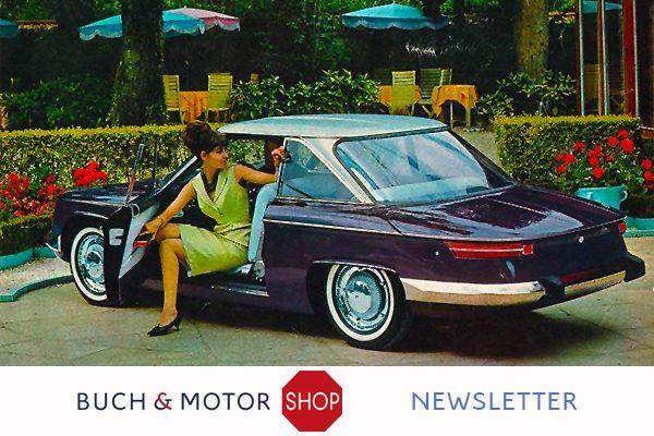 buch und motor newsletter