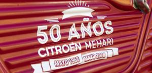 Großtreffen in Los Cardales/Argentinien: 50 Jahre Citroen Mehari - Jetzt bei garage2cv.de