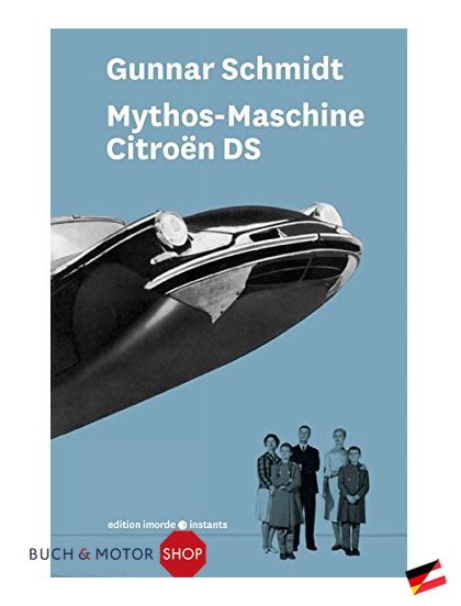 mythos-maschine citroen ds