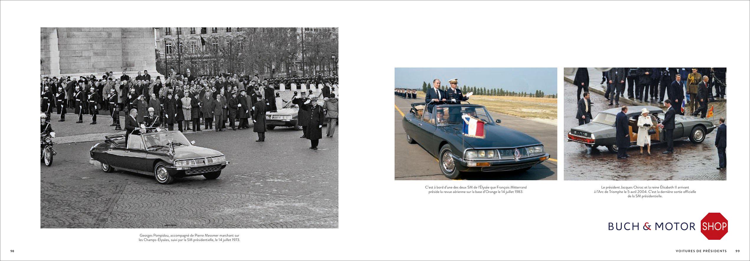 Citroën C6 les voitures de president