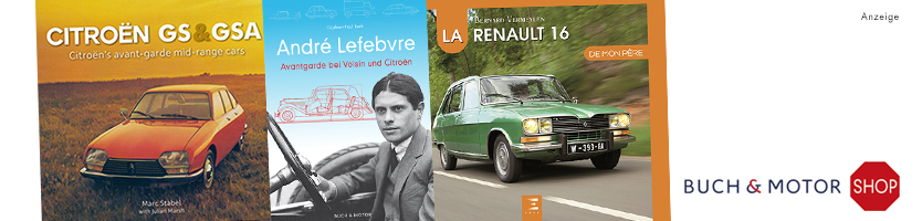 BUCH & MOTOR - Versandbuchhandlung für Literatur rund um Automobile und Mobilität