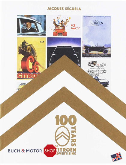 citroen 100 years of advertising