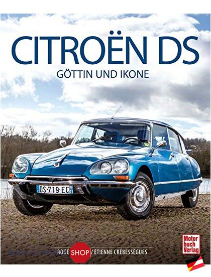 Citroen DS Goettin und Ikone