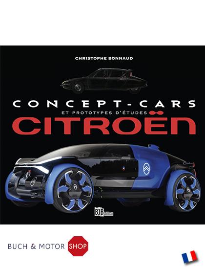 concept cars et prototypes citroen