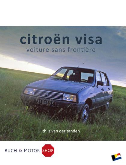 citroen visa voiture sans frontieres