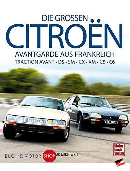 Die grossen Citroen Avantgarde aus Frankreich