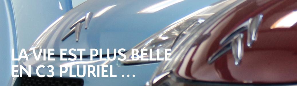 Das schräge Weltauto von Citroën